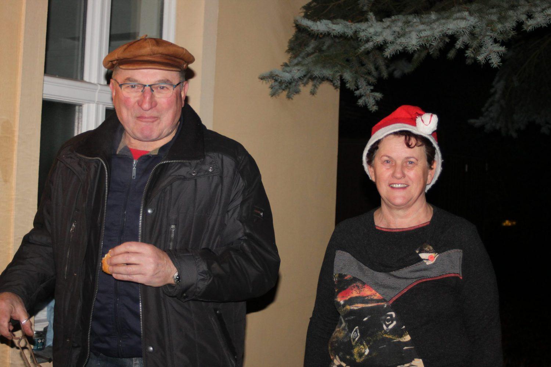 Werner Vogel, Christina Jahn, Reetzerhütten