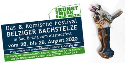 Festival Belziger Bachstelze