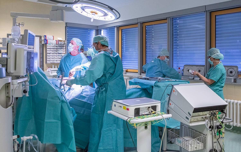Adipositaszentrum Bad Belzi, Dr. Specht und CA Zorron