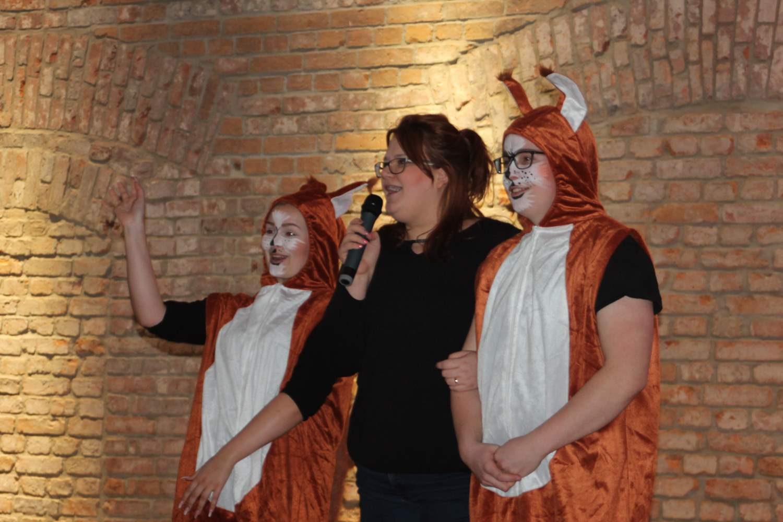 Hörnchen Laura, Susanne Rose, Hörnchen benny