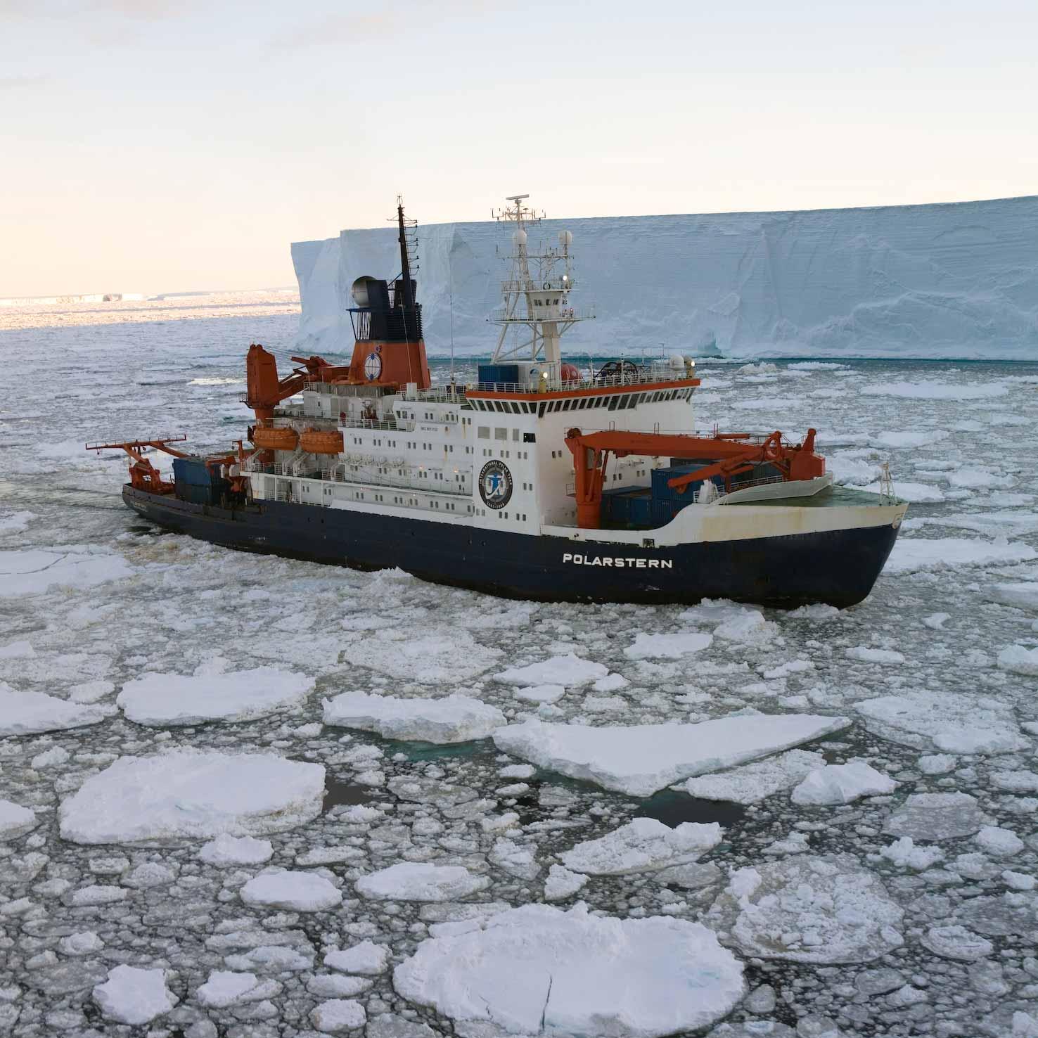 Forschungsschiff Polarstern