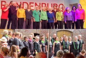 Konzert: MUHsi Chor & Swinging Glienicks @ Mal's Scheune - Studio Wiesenburg | Wiesenburg/Mark | Brandenburg | Deutschland