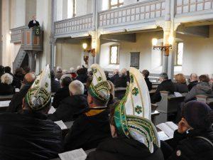 Niemegker Narrenpredigt @ St-Johannis-Kirche Niemegk | Niemegk | Brandenburg | Deutschland