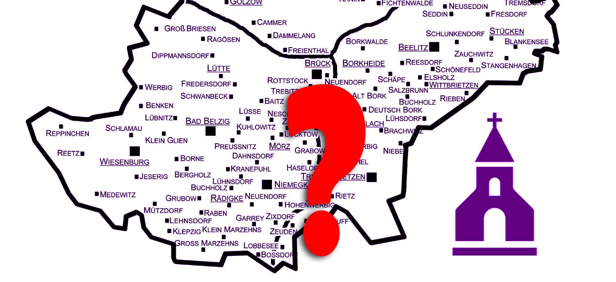 Gemeinden EKMB Südbereich