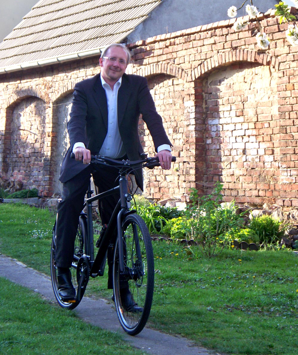 Radfahren Niemegk 3