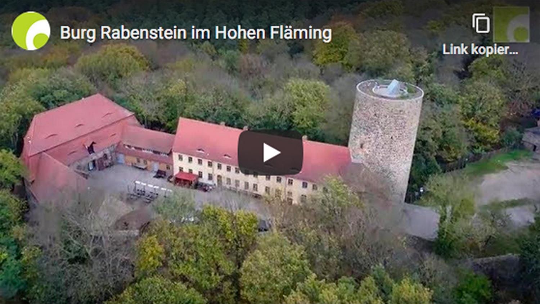 Burg Rabenstein, Fläming Kanal
