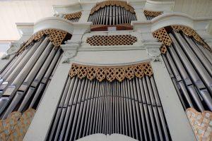 Orgelkonzert auf frisch restaurierter Hübner-Orgel @ Marienkirche Wiesenburg | Wiesenburg/Mark | Brandenburg | Deutschland