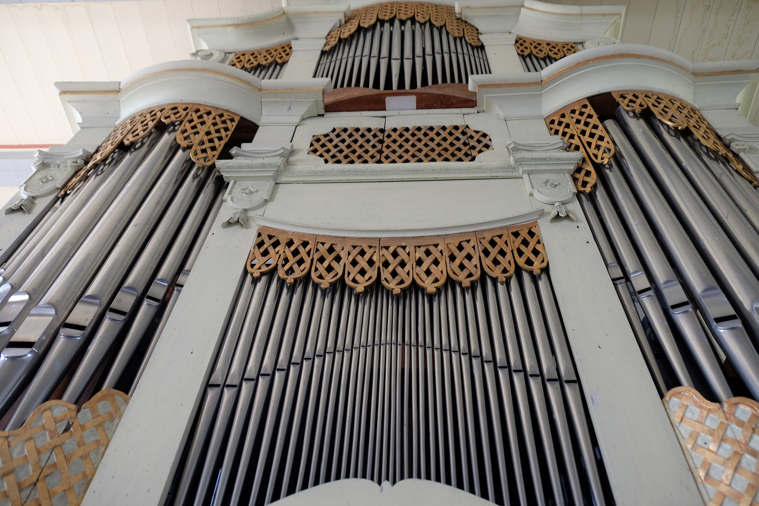 Wiesenburger Orgel