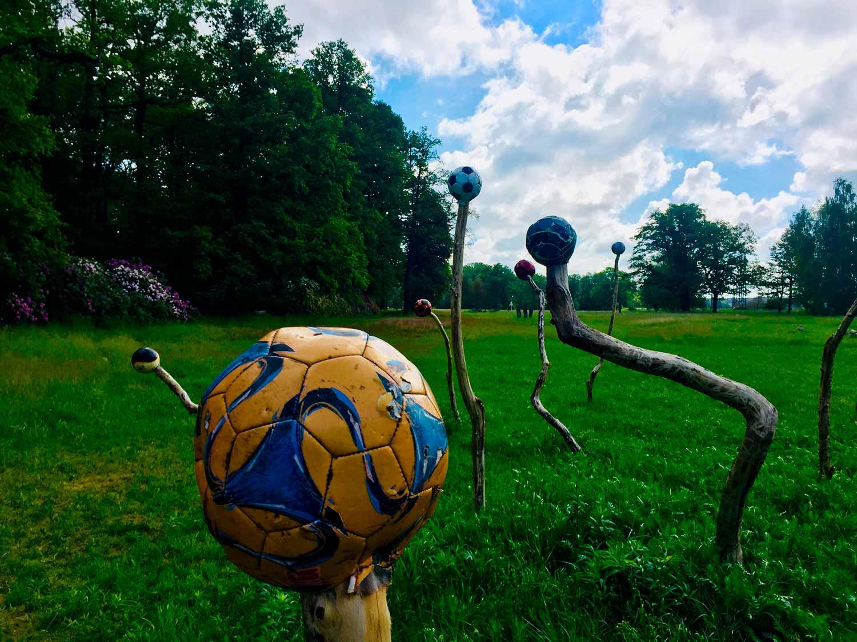 Fussballgolf in Wiesenburg