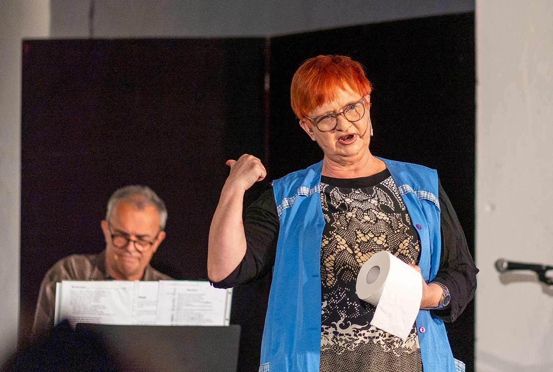 Sabine Genz, Bad Belzig, KleinKunstWer, Bachstelze