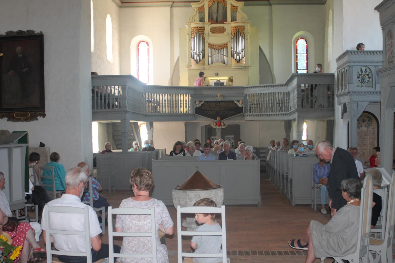 Kirche Wiesenburg