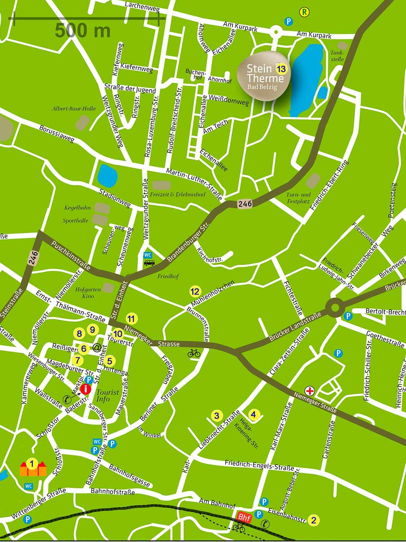Stadtplan-mit-Teilnehmer-Kunstbummel-Bad-Belzig-2020