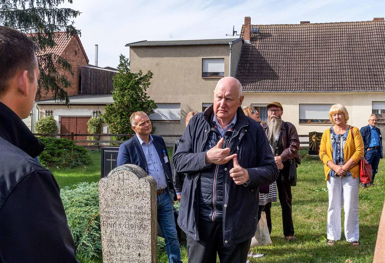 Wolfgang Lubitzsch, Dörfertreffen, Garrey