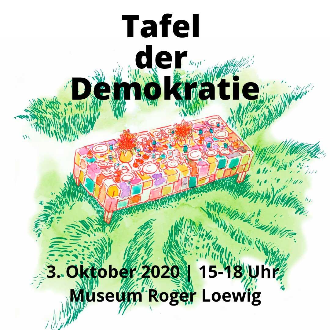 Bad Belzig, Tafel der Demokratie
