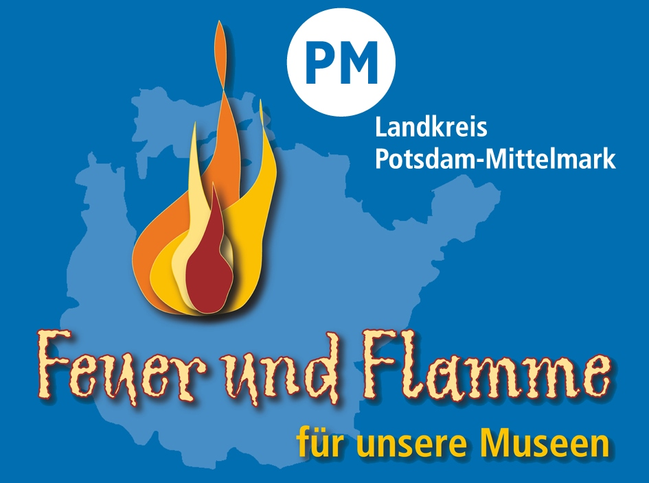 Logo Feuer & Flamme des Landkreises Potsdam Mittelmark