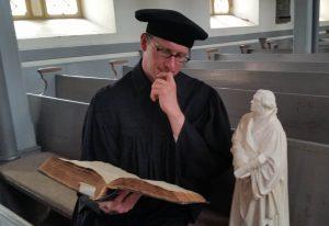 Luthers Gedichte und Tischreden zum Reformationstag @ St.-Johannis-Kirche | Niemegk | Brandenburg | Deutschland