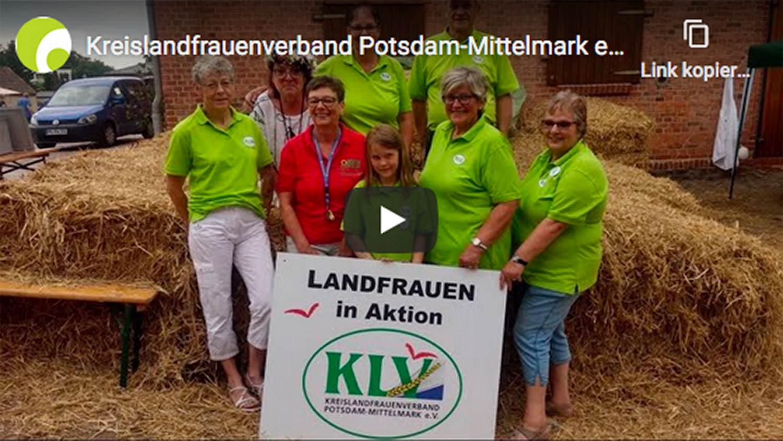 Kreislandfrauen, Potsdam-Mittelmark, Fläming Kanal