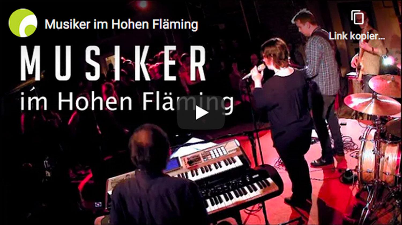 Musiker im Hohen Fläming