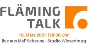 FLÄMING TALK: Mit Marie Golüke und Burkhard Kroll @ Mal's Scheune - Studio Wiesenburg | Wiesenburg/Mark | Brandenburg | Deutschland