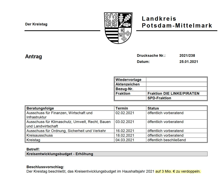 Kreistag-PM-Kreisentwicklungsbudget2021