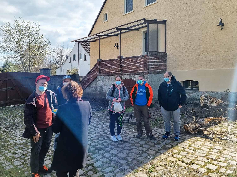 Schwanebeck, Lafim, Fliedners, Pfarrhaus