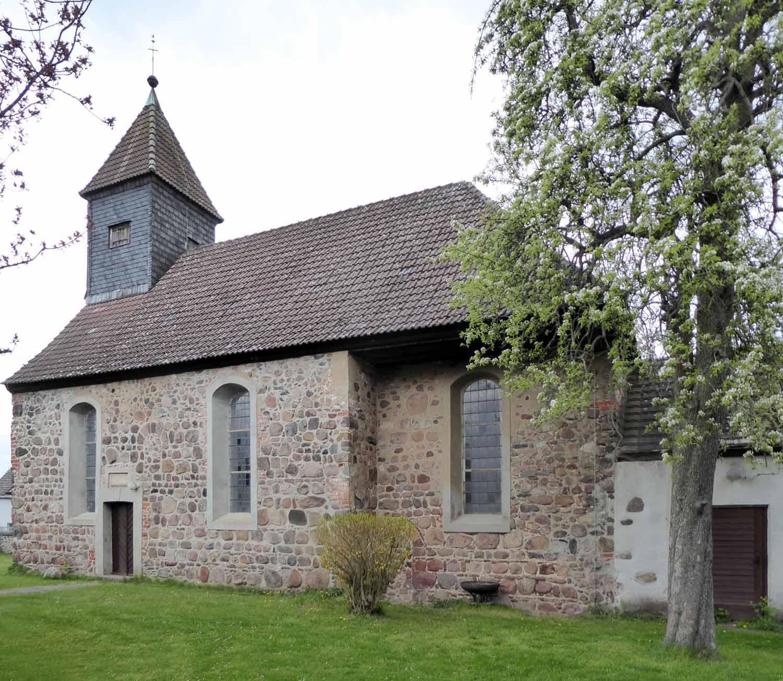 Kirche Schlamau