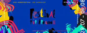 Festival für Freunde @ Festival für Freunde auf dem Hof Dahnsdorf | Planetal | Brandenburg | Deutschland