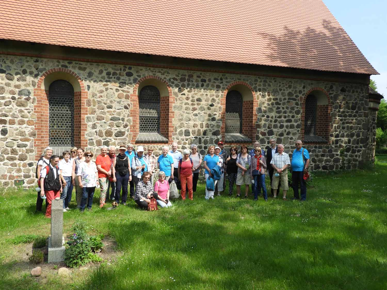 Kirchenwanderweg Hoher Fläming