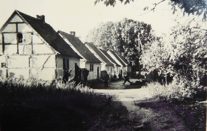 Häuserkampfübung, Kampfgruppen, Arensnest
