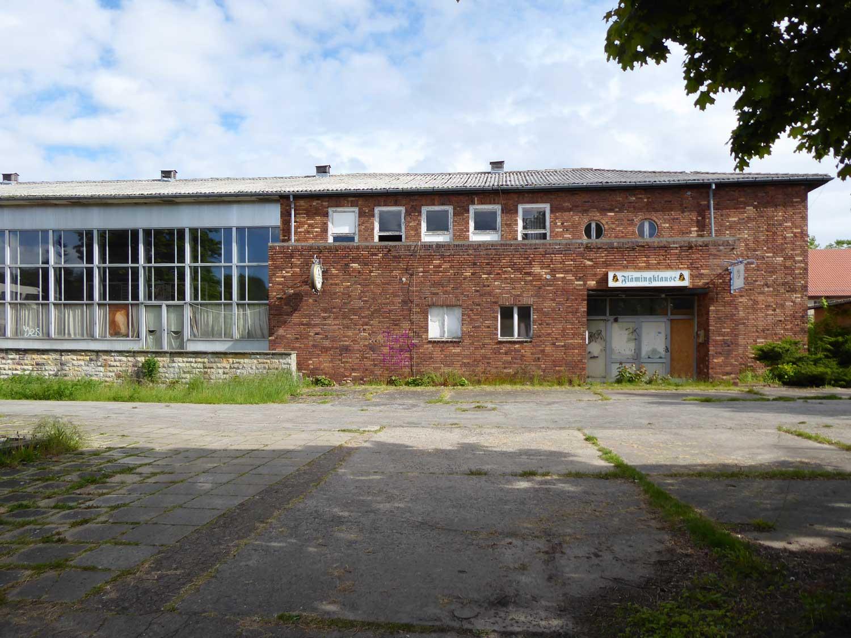 Zentralschule, Kampfgruppen, Schmerwitz, Gaststätte