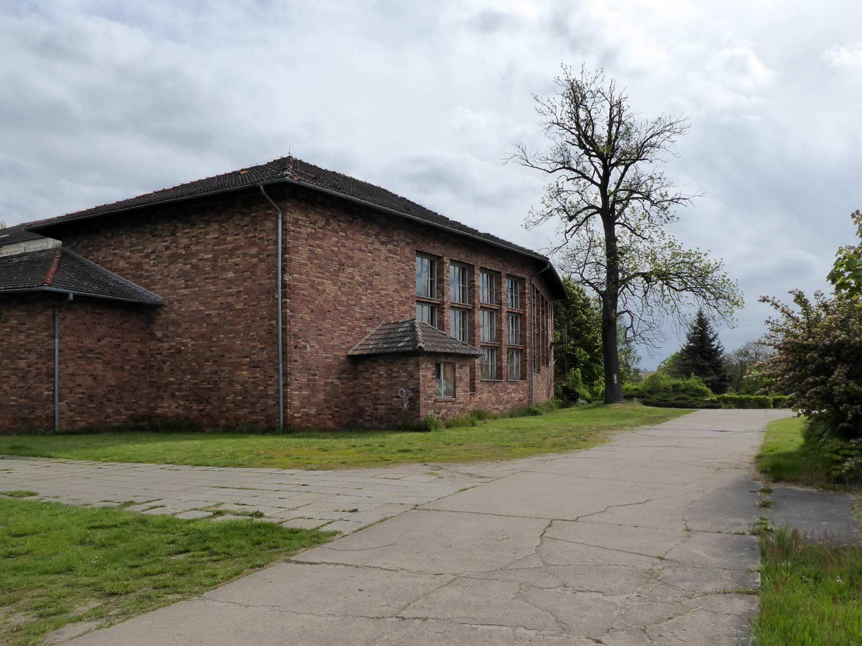 Zentralschule, Kampfgruppen, Schmerwitz, Kino