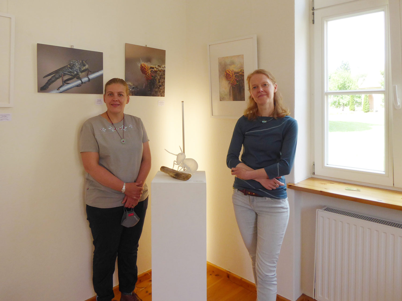 Wiebke Matthes, Barbara Ebner von Eschenbach, Alte Schule Wiesenburg