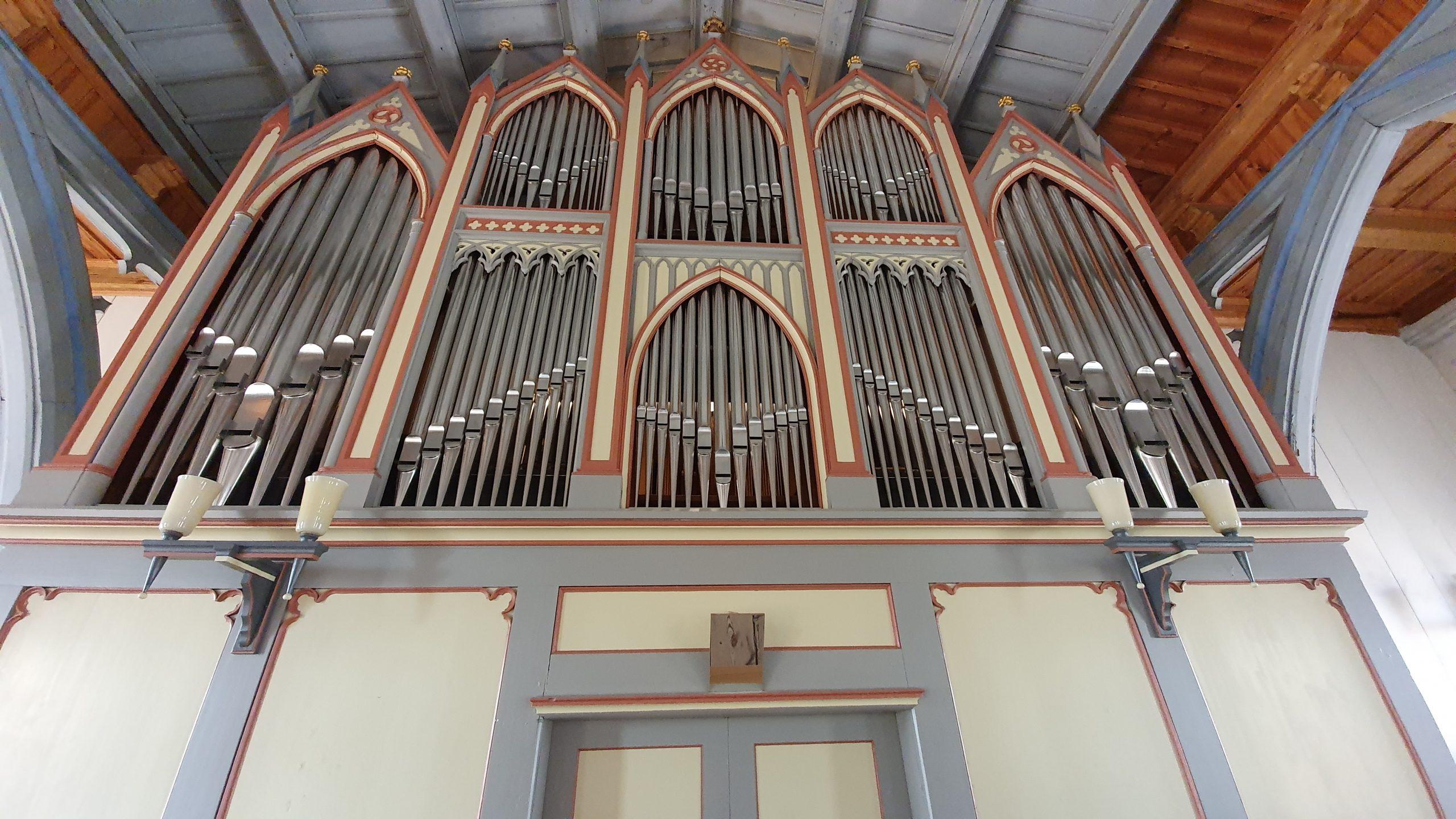 Baer-Orgel Niemegk