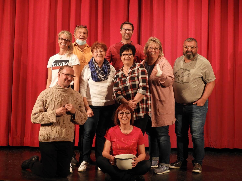 Niemegk, Neues Volkstheater Fläming, Helden im Wartezimmer